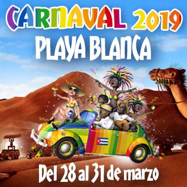 Carnaval Playa Blanca
