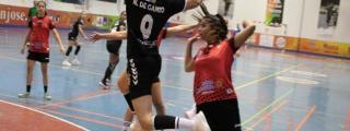 Solvente victoria del CB San José Obrero ante el BM Tejina Tenerife (33-26)