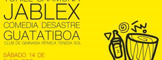 Primer Festival Solidario por la Paz y la Tolerancia en Teguise