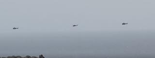 Las maniobras militares también llegan a Lanzarote
