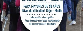 El Cabildo de Lanzarote organiza un paseo para mayores de 60 años de Tao a Tiagua