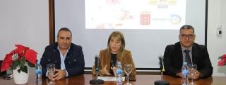Alumnado de Microsistemas recibe los diplomas por su colaboración en el Festival 'Saborea Lanzarote'