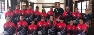 Más de 40 deportistas de Lanzarote competirán este fin de semana en los Campeonatos Escolares de Canarias