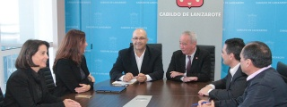 La Red Tributaria Lanzarote rubrica convenios de colaboración con el Colegio Oficial de Gestores Administrativos y el Colegio Oficial de Economistas de Las Palmas para facilitar a los ciudadanos el cumplimiento de sus obligaciones tributarias