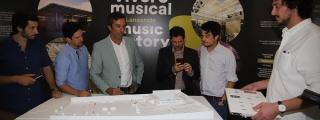 El Vivero Musical de Lanzarote tendría 3.600 metros cuadrados dedicados a la música y las artes escénicas
