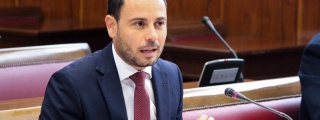 """Joel Delgado (PP): """"La seguridad de nuestras carreteras no puede ser una subasta de recortes para el Gobierno socialista y ahí estaremos de frente de nuevo"""""""