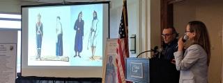 El Cabildo colabora con el monumento a los fundadores canarios de San Antonio de Texas