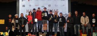 Triplete para Cristofer Clemente en Haría Extreme Lanzarote y oro en féminas para Ana Cristina Constatine
