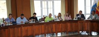El Grupo Nacionalista pide una actuación urgente en la isla de La Gracios