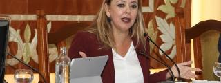 La presidenta del Cabildo se compromete a prestar a los ayuntamientos ayuda técnica contra el cambio climático