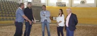 El Cabildo de Lanzarote adjudica las obras de mejora en el Polideportivo y en el Terrero de Lucha de Tías por un importe próximo a los 800.000 euros