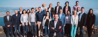 Jacobo Medina presenta un equipo preparado para colocar a Lanzarote y La Graciosa en el siglo XXI