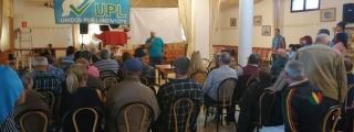 Unidos por Lanzarote celebra un encuentro con los mayores de Altavista