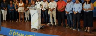 CC-PNC-SB denuncia el abandono al que el PSOE ha sometido, de nuevo, al tratamiento de los residuos en el Complejo Ambiental de Zonzamas
