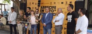 Arrecife en Vivo gana el premio nacional al Mejor Festival de Mediano Formato