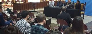 El Cabildo de Lanzarote aborda en un seminario la viabilidad de implementar en Arrecife técnicas de urbanización basadas en el aprovechamiento de los sistemas naturales propios de la ciudad