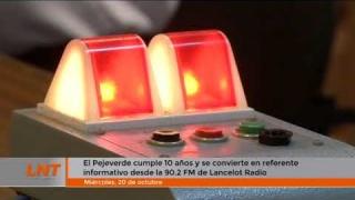 10 AÑOS DE VIDA DEL PROGRAMA DE RADIO MÁS MADRUGADOR DE CANARIAS
